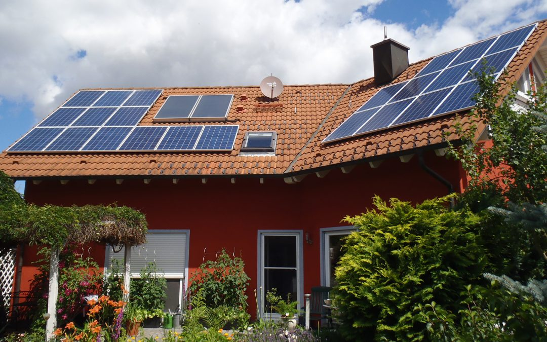 swiptec PV-Anlage EInfamilienhaus in Gera